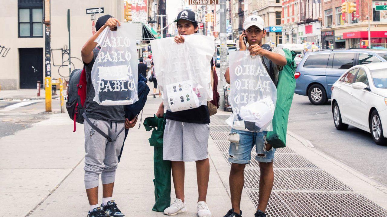 A Complete History of Streetwear Fonts Street wear