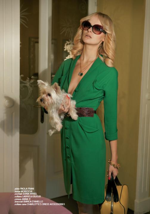 Fashion Files April 2014 | Yullya Paul | Daniela Rettore
