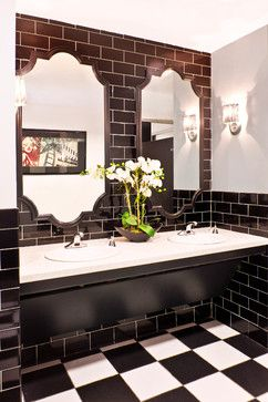 JPI Hollywood contemporary bathroom los angeles Robin Wilson