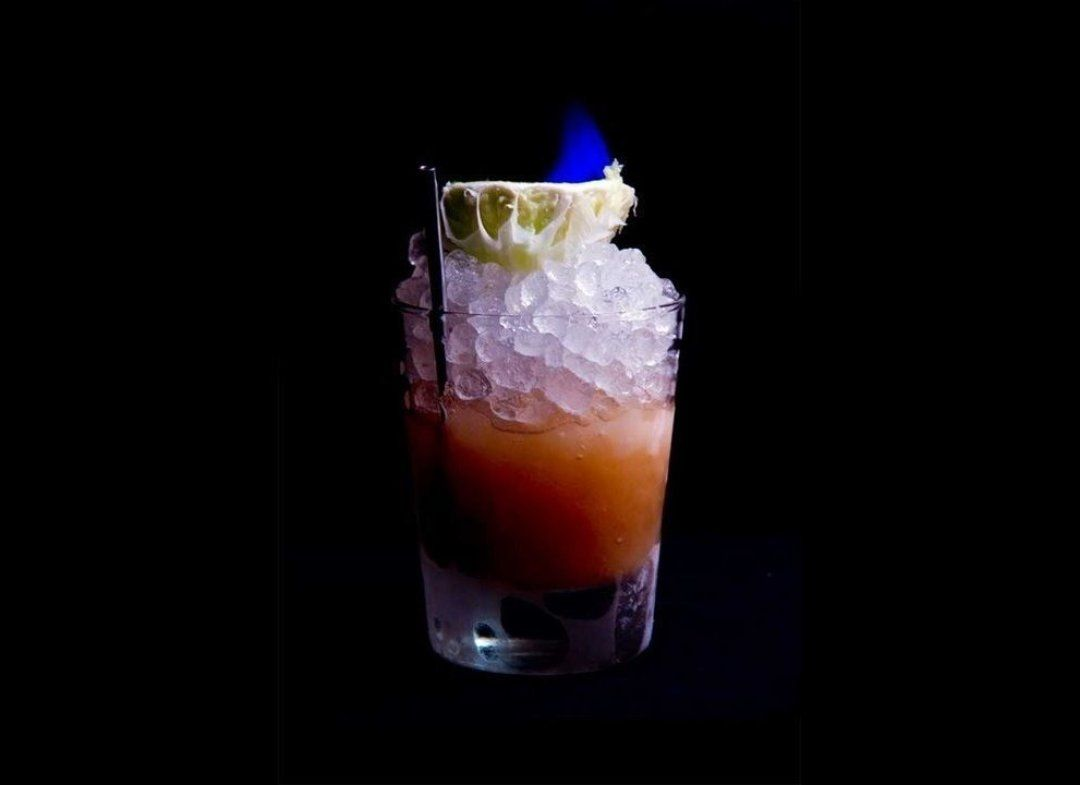 8 Day Porno 8 cocktails for national rum day