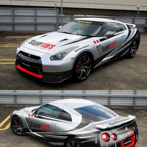 SuperCars Perth - new Nissan GTR !