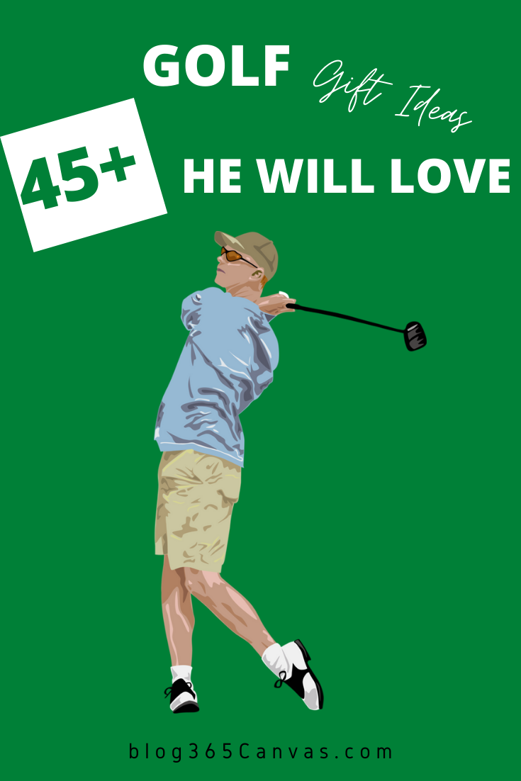 Best Golf Christmas Gifts 2021 For Chepa 45 Best Gifts For Golfers In Your Life In 2021 365canvas Blog Gifts For Golfers Best Gifts For Men Golf Gifts For Men