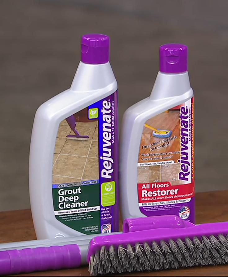 rejuvenate grout deep cleaner best