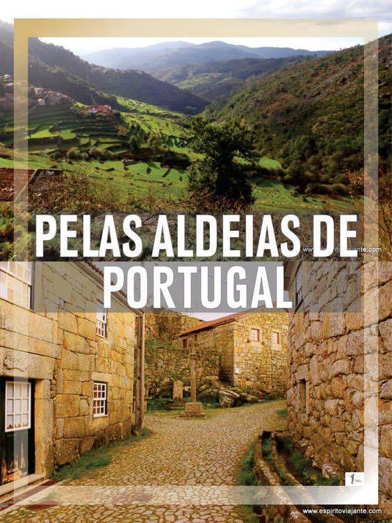 Pelas Aldeias de Portugal: rota de 14 locais a visitar