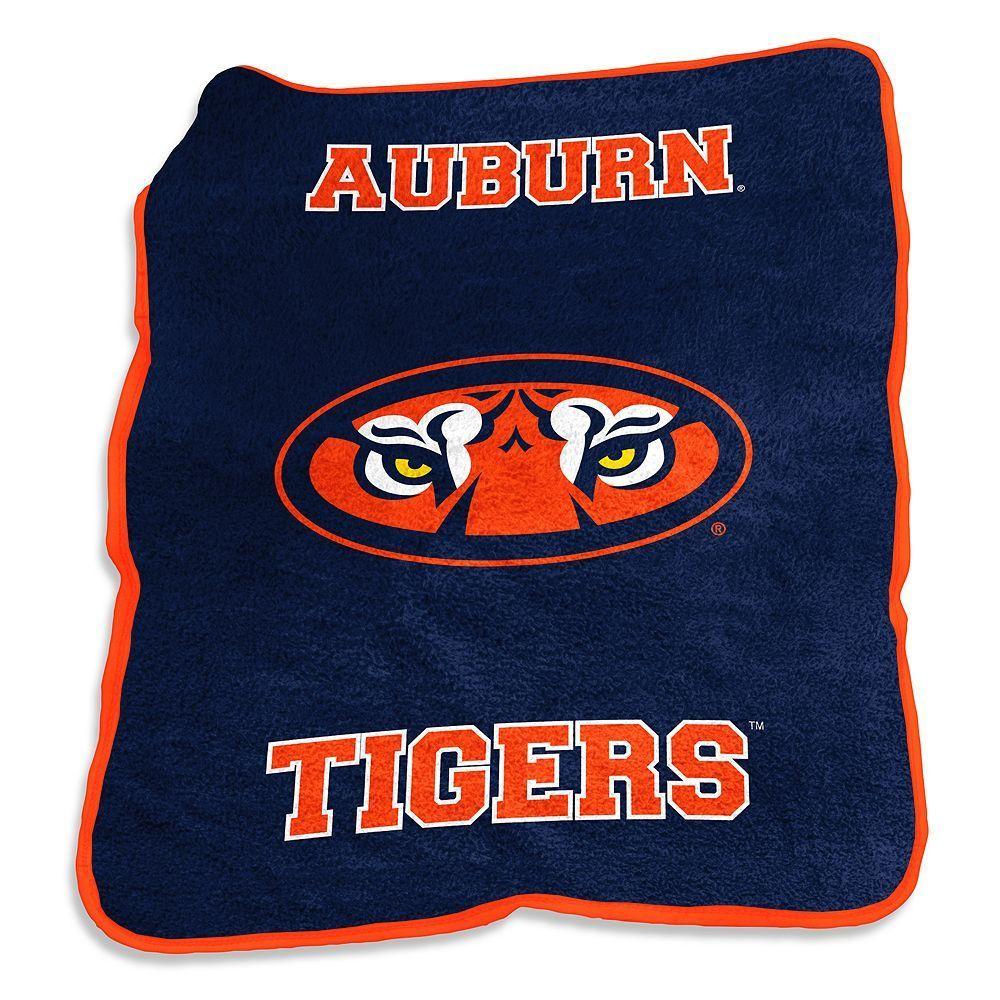 Logo Brand Auburn Tigers Mascot Throw Blanket Auburn