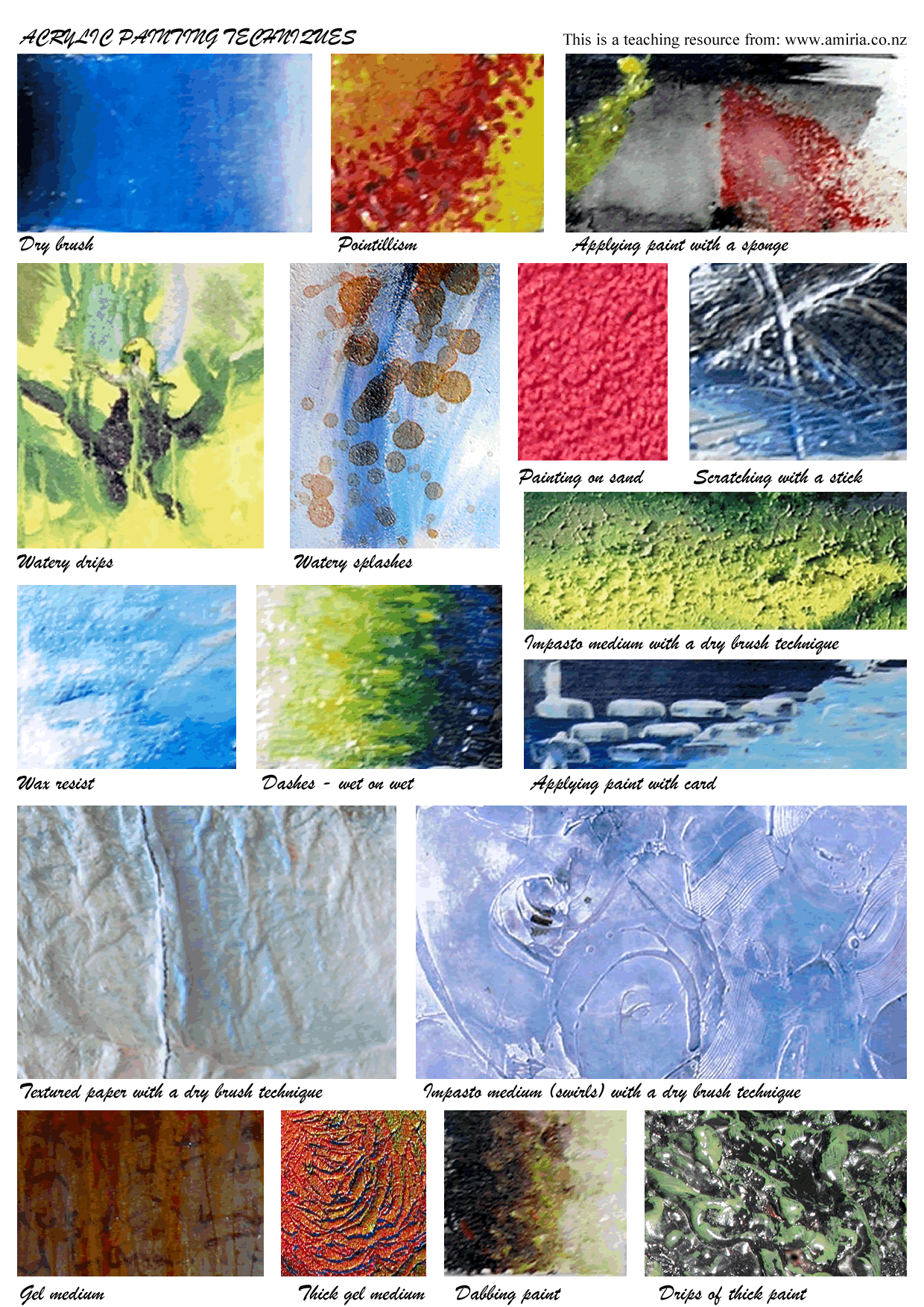 painting lessons get free art lessons oil and acrylic - 630×915