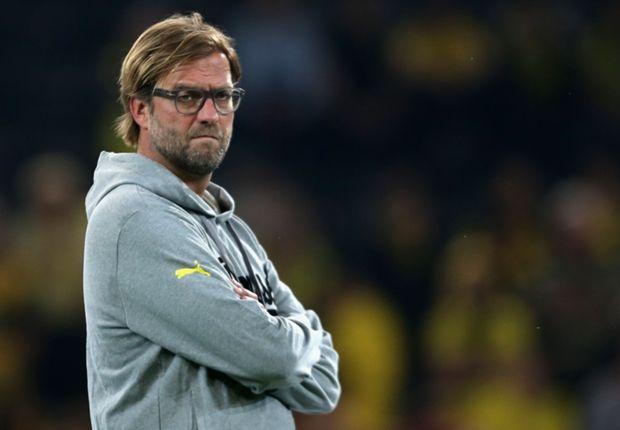 Dortmund deserved to lose,says Jurgen Klopp says Borussia Dortmund