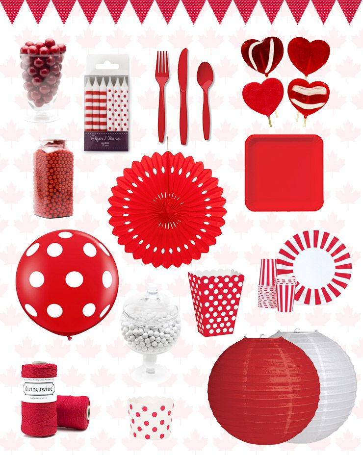 Blog Canada Day Party Supplies Partystock Is Your Canadian Source For Party Ideas Party