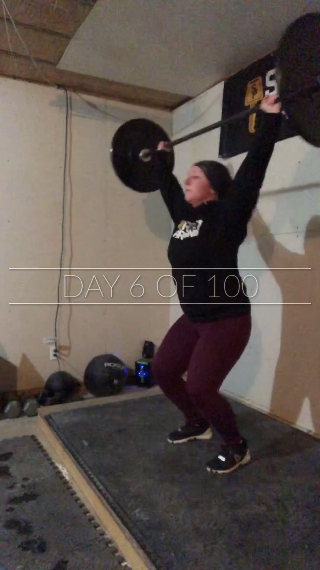 Thechubbycrossfitter crossfit crossfitter garagegym fitmom