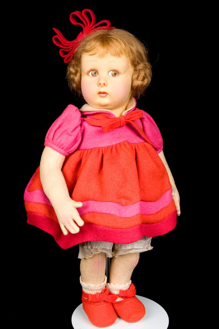 Mint Lenci 111 series circa 1929-31 Augusta's Dolls.
