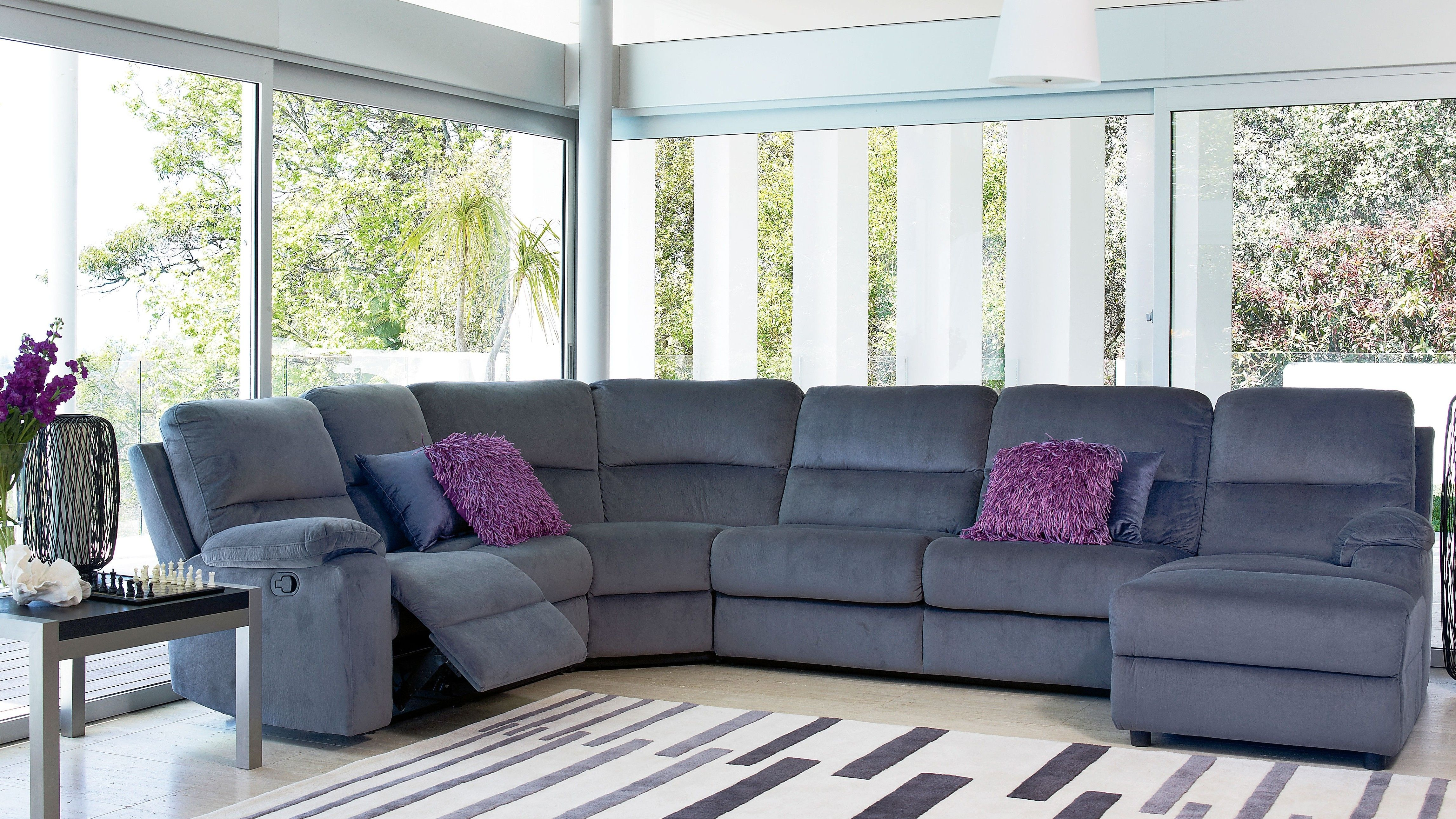 Maxine Modular Lounge Suite with Pull Out Sofa Bed : chaise lounge harvey norman - Sectionals, Sofas & Couches