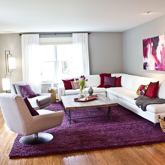 Grand Rapids Interior Design | Fuchsia Design (avec images ...