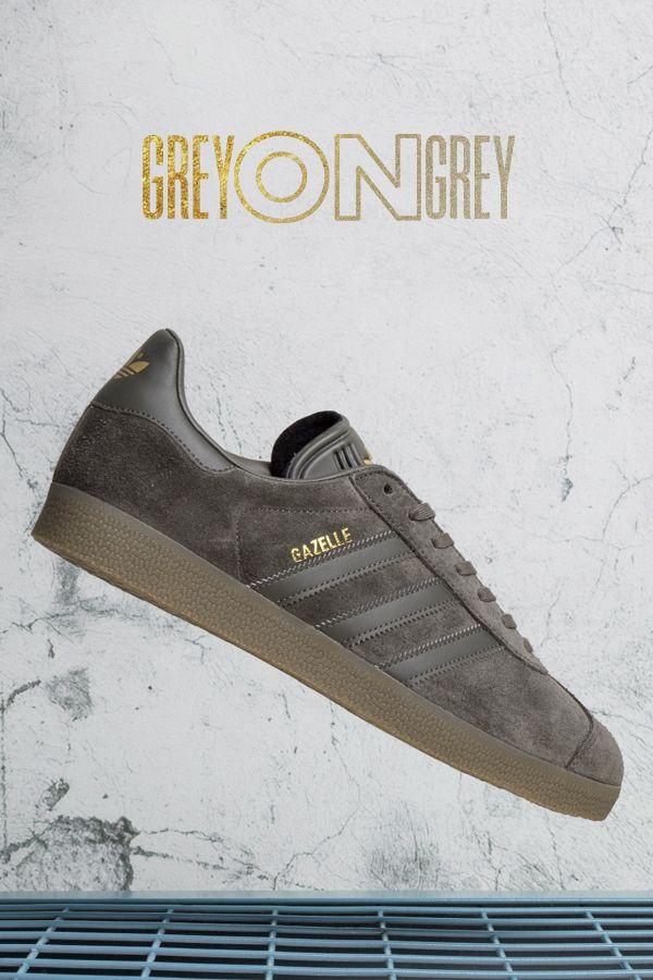 adidas Originals Gazelle: Utility Grey | Adidas gazelle