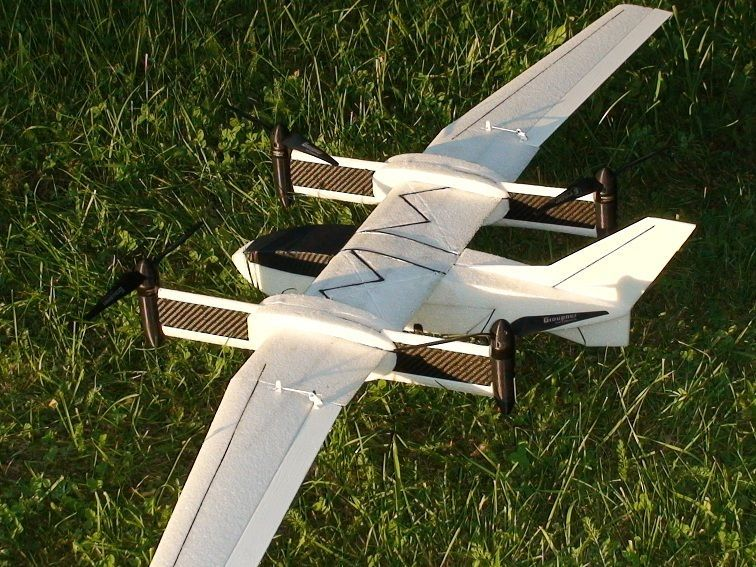 Wingcopter Fixed-Wing-Airplane/Quadcopter Fusion VTOL UAV – DIY Drones |  Diy drone, Drone design, Buy drone