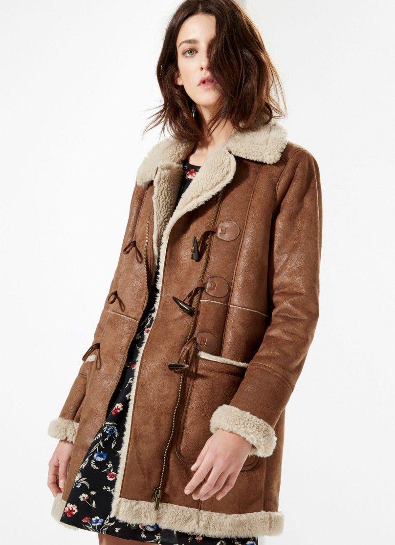 Pepe Jeans London | Duffle-coat COSIMA | Pepe Jeans London ...