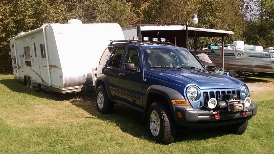 Best 2007 Jeep Liberty Towing Capacity
