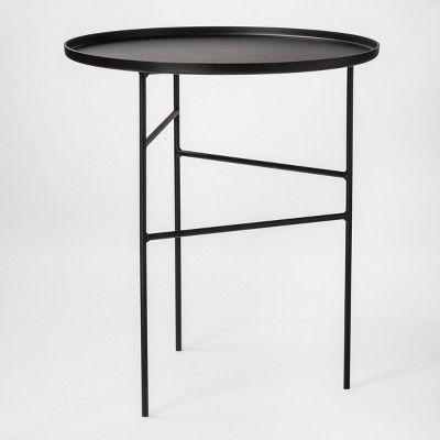 Phenomenal Elgin Accent Table Black Project 62 Products Table Machost Co Dining Chair Design Ideas Machostcouk