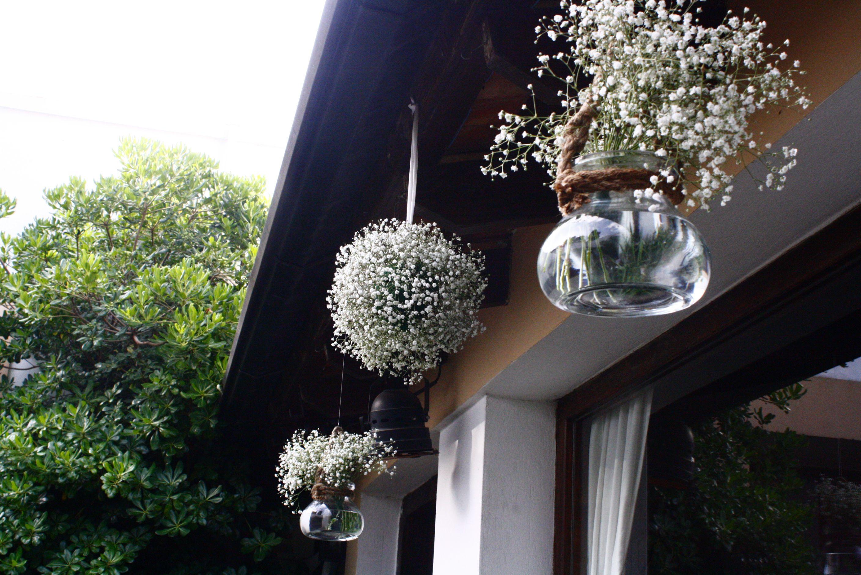 Esfera y frasco con isofilas.