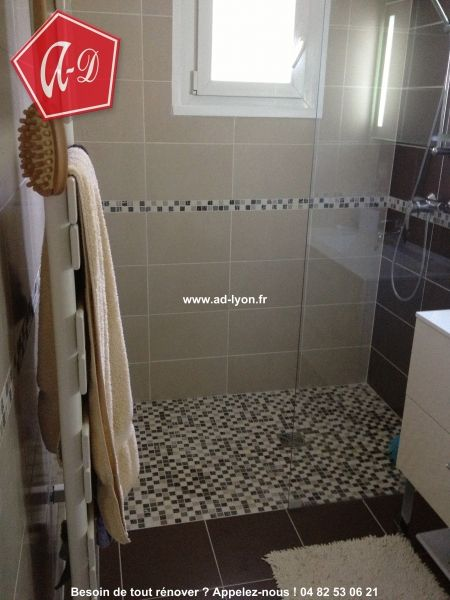 Stunning Petite Salle D Eau Avec Douche Pictures Seiunkelus - Modele de petite salle de bain avec douche