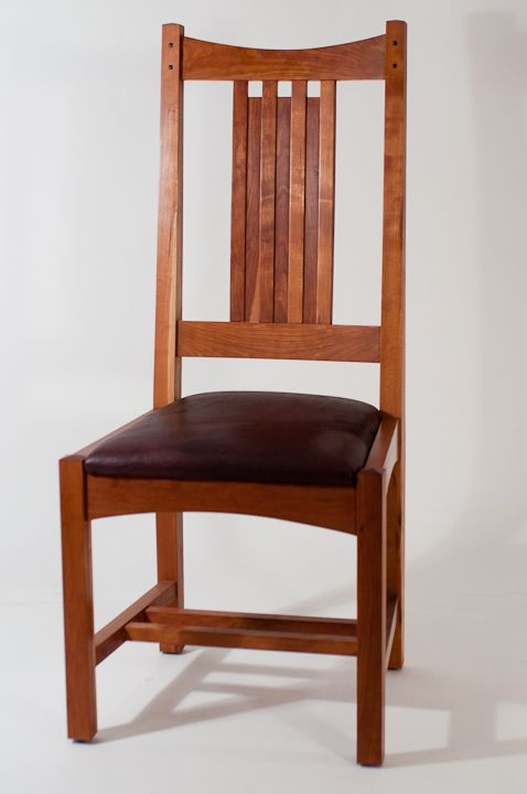 Stonehouse Woodworking Blog Archive Arts And Crafts Dining Chair