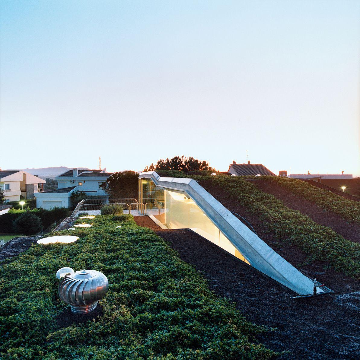 villa bio house hydroponic rooftop garden idees pour la maison architecture ecologique modele architecture