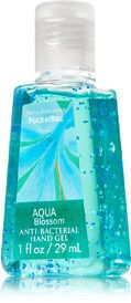 Aqua Blossom Hand Sanitizer Bath Body Works Bath Body Hand