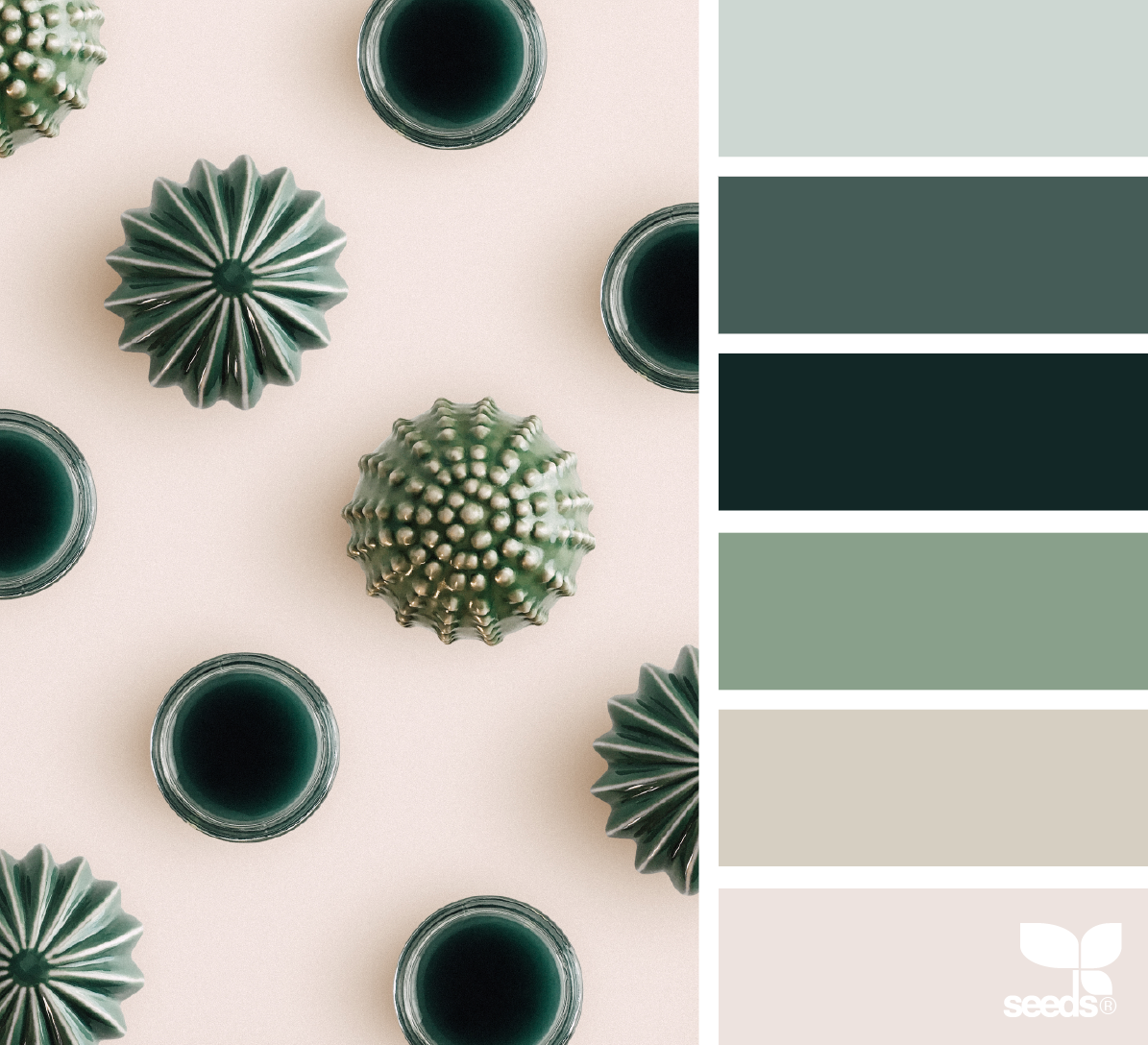 Great collection of Contrasting Palettes with different shades ...