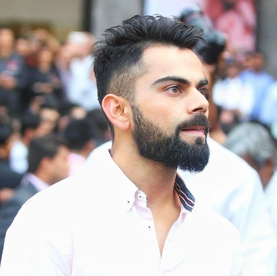Indian Cricket Team Captain Virat Kohli Birthday Special Virat Kohli Beard Virat Kohli Hairstyle Virat Kohli Wallpapers