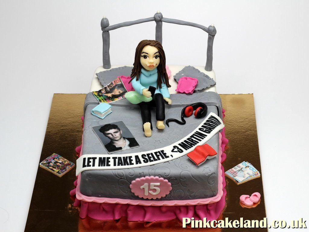 15th birthday cake for girl novelt ycakes for teenagers