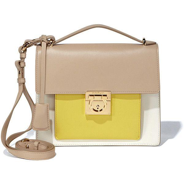 Salvatore Ferragamo Small Gancio Lock Shoulder Bag ( 1 2f5d55e605889