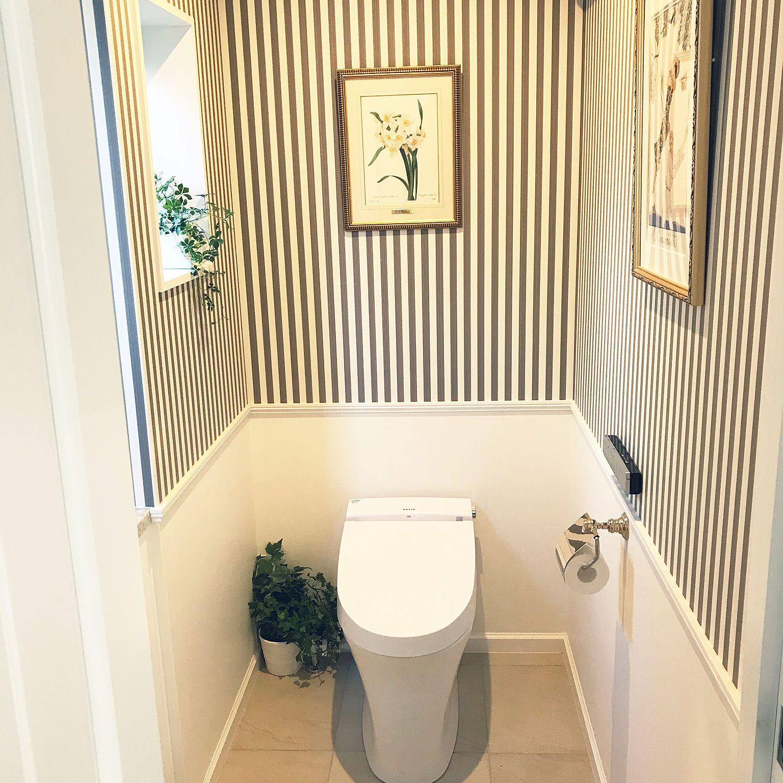バス トイレ 一人暮らし リフォーム モノトーン 壁紙 などの