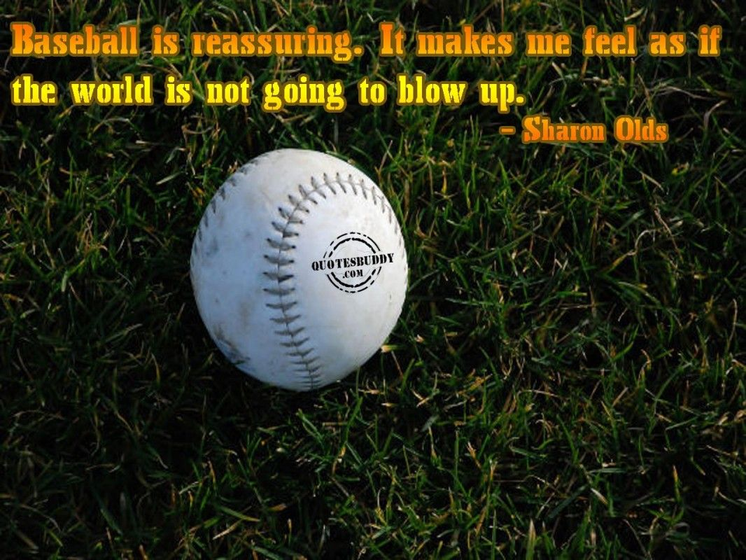 Baseball Quote Funny Baseball Quote 8 Picture Quote 1  Baseball Quotes  Pinterest