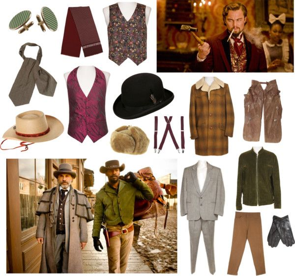 get the look django unchained rokit vintage clothing