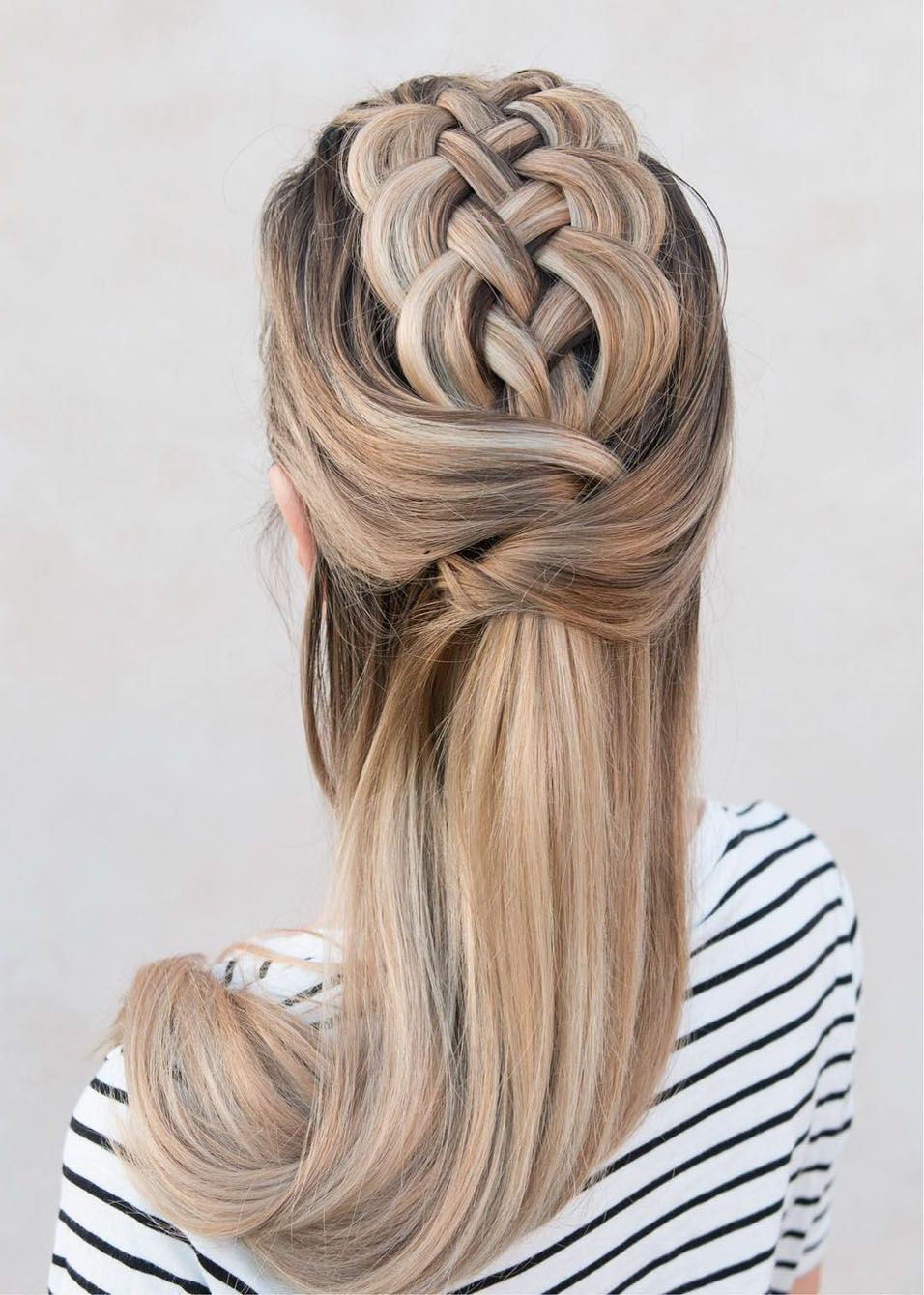 Beautiful And Amazing Hairstyles Ideas 2019 Braids For Long Hair