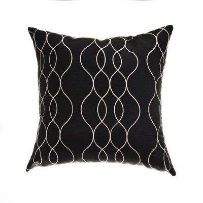 Amazon.com: Abbey 18 Pillow in Black: Home & Kitchen