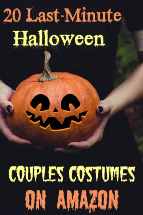 20 Last-Minute Halloween Couples Costumes On Amazon ...
