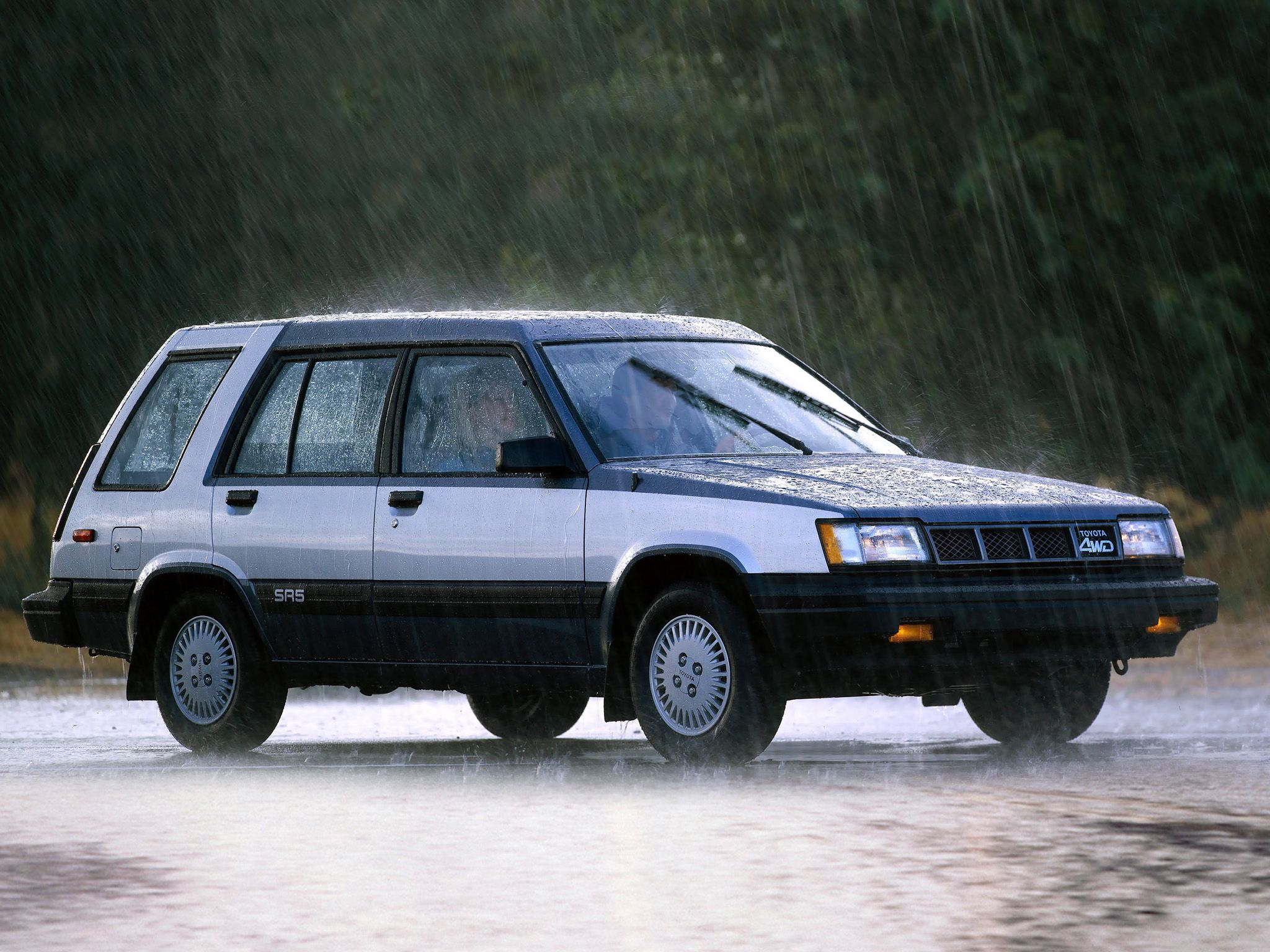 toyota tercel sr5 4wd wagon for sale