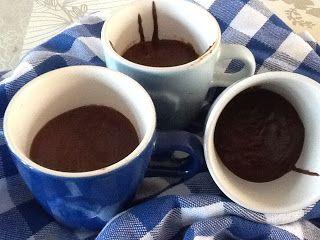 Uit mijn keukentje: Chocolade pudding