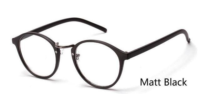 Ralferty Fashion Vintage Myopia Optic Eyeglasses Frames Women\'s Utra ...