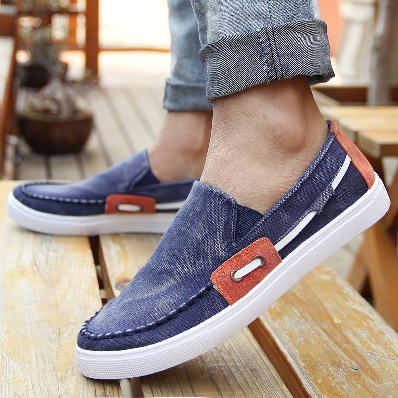 17 Best images about Men Shoes on Pinterest | Flat shoes, Men's ...