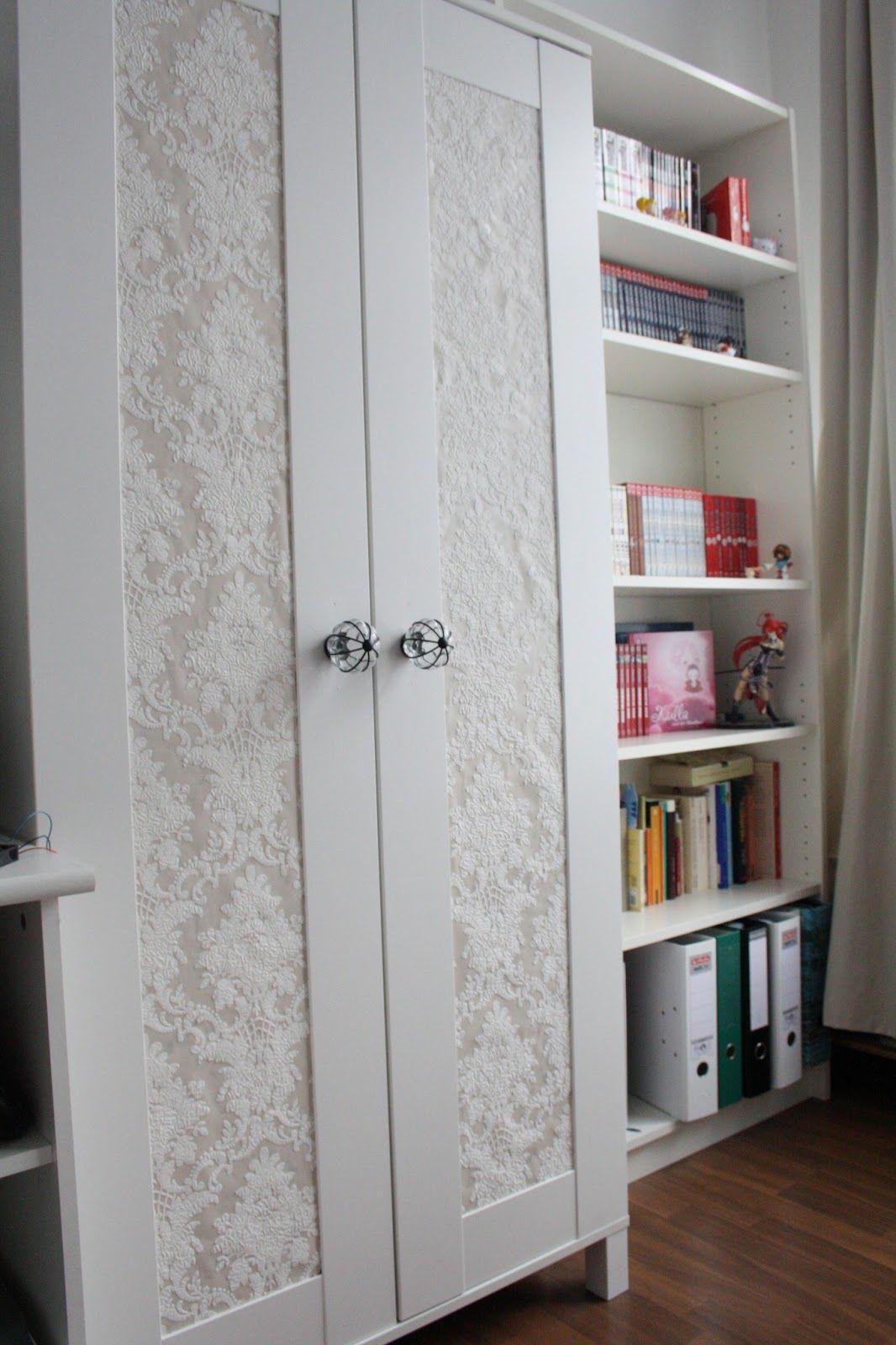 19 Kleiderschrank Schrank Umgestalten Kreative Dekoration