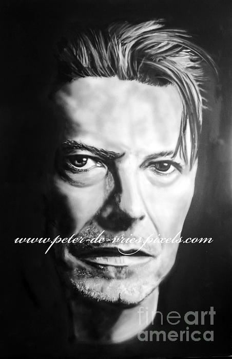 PJ art * customizing: Artist Website - David Bowie - for sale