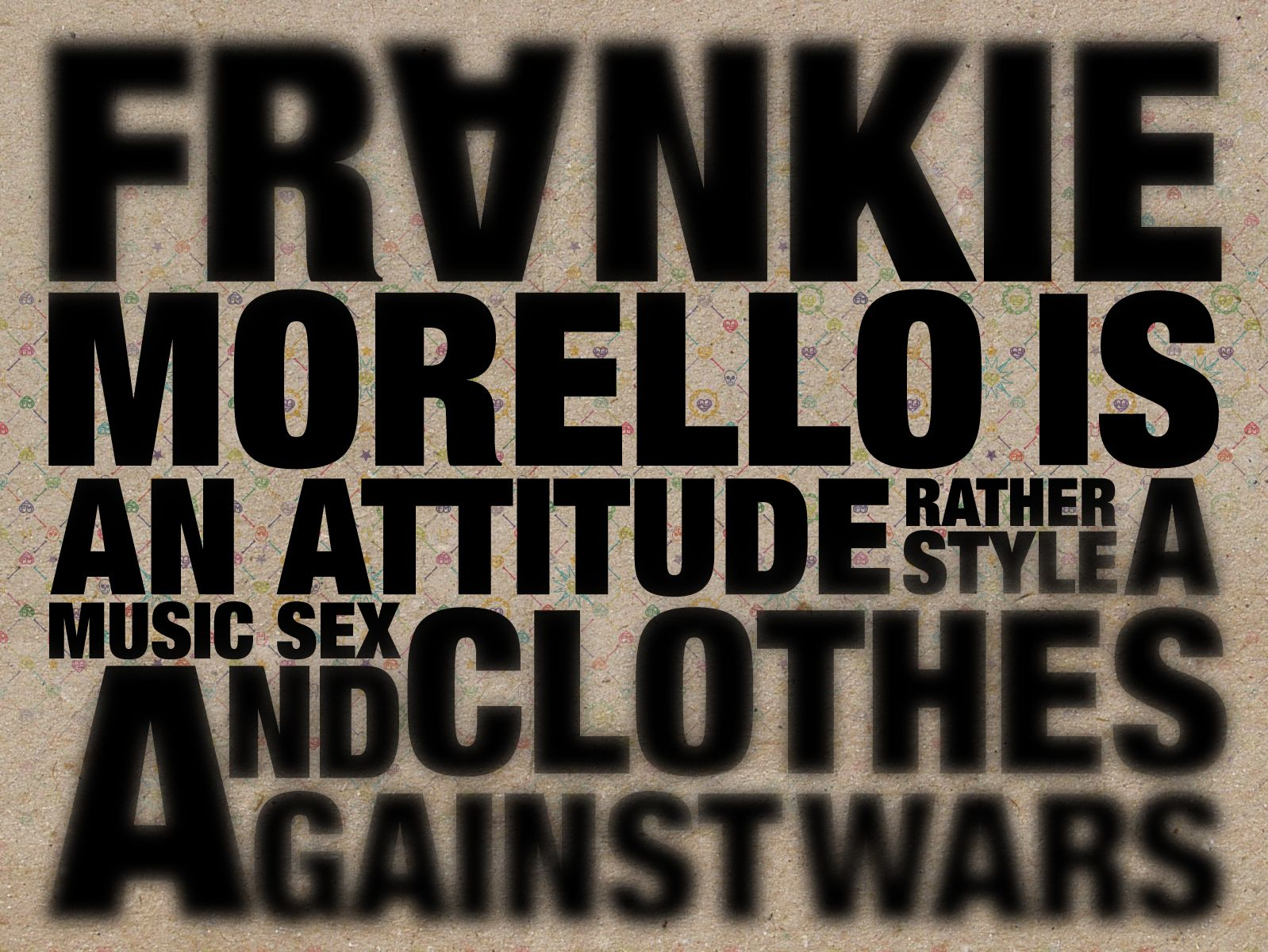 Frankie Morello - THE FRANKIE MORELLO LAW