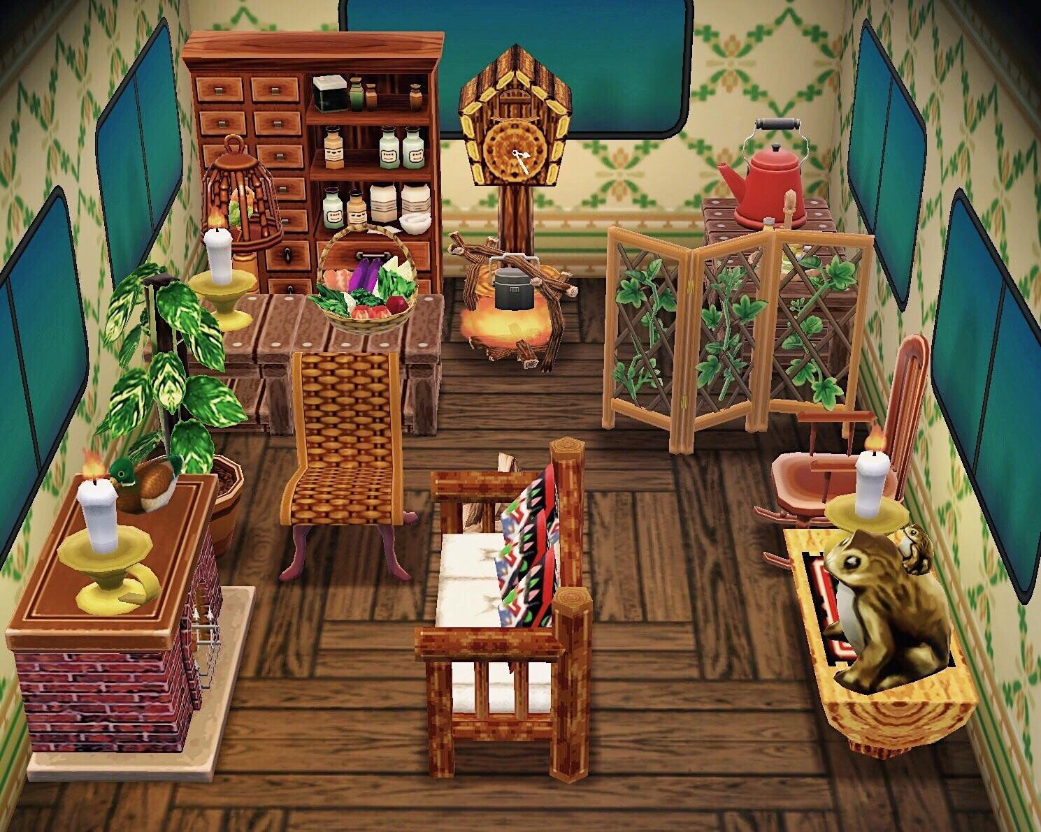 Bedroom Ideas Animal Crossing In 2020 Happy Home Designer Animal Crossing Animal Crossing Pc