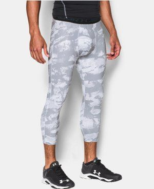 7a0ac6706caa2 Men's HeatGear® Armour Baseball ¾ Leggings 1 Color $40 | Fashon in ...