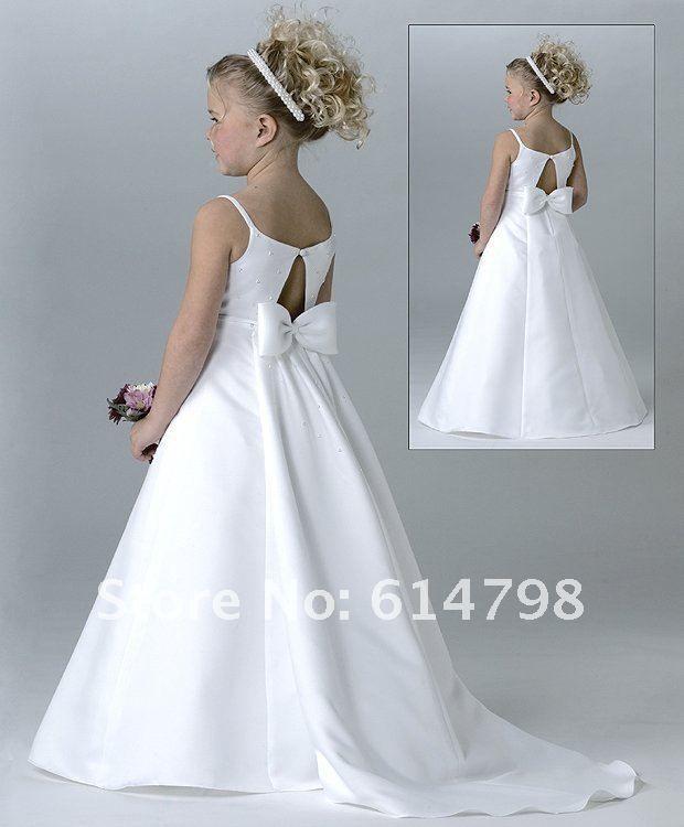 a5094142e vestidos de bautizo para señoritas sencillos - Buscar con Google ...