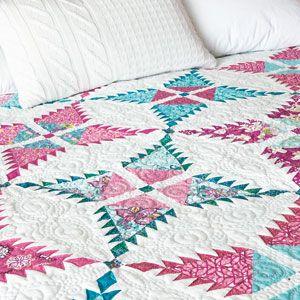 Pine Burr Made Modern - Classic Quilt Block in Contemporary ... : classic modern quilts - Adamdwight.com