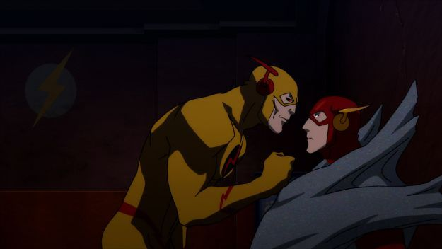 Comic Con New Clip From Justice League The Flashpoint Paradox Comingsoon Net Flash Point Paradox Justice League Dc Comics Art