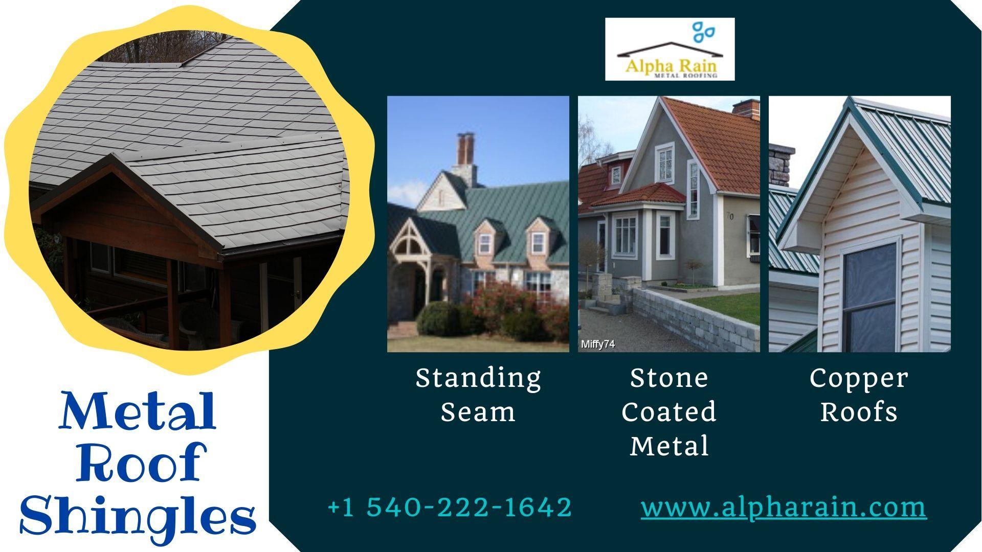 Virginia Metal Roof Specialists In 2020 Metal Roof Metal Shingle Roof Metal Shingles