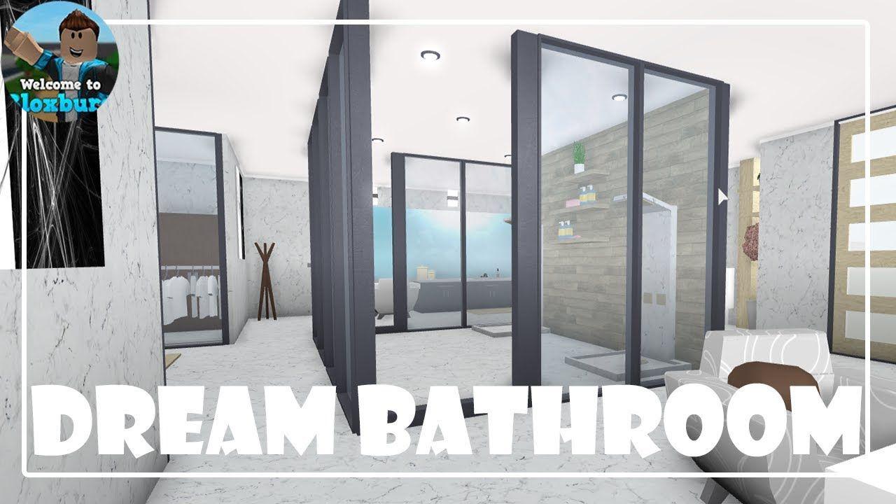 Bathroom Ideas In Bloxburg | Dorm design, Unique bathroom